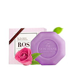 Мыло The Skin House Rose Heaven Soap (Объем 90 г)