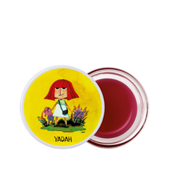 Тинт для губ Yadah Lip Tint Balm 01 (Цвет 01 Cherry Red variant_hex_name 801616) secret key chubby jelly tint pack cherry red цвет cherry red variant hex name df140d