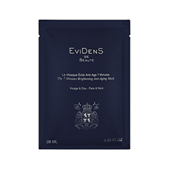Тканевая маска EviDenS de Beauté The 7 Minutes Anti-Aging Brightening Mask Sheet