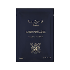 Тканевая маска EviDenS de Beauté The 7 Minutes Moisture Lift Mask Sheet