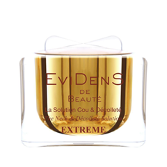 Антивозрастной уход EviDenS de Beauté The Extreme Neck & Décolleté Solution (Объем 50 мл) молочко evidens de beauté the make up remover milk объем 200 мл