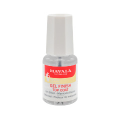 Топы Mavala Gel Finish Top Coat (Объем 5 мл)