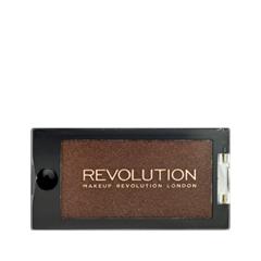 Тени для век Makeup Revolution Mono Eyeshadow Just Me (Цвет Just Me variant_hex_name 624234)