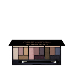 Для глаз Makeup Revolution Pro Looks Palette Stripped & Bare makeup revolution redemption palette iconic 2 тени для век в палетке 12 тонов 13 г