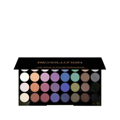 Для глаз Makeup Revolution Ultra 32 Shade Eyeshadow Palette Mermaids Forever (Цвет Mermaids Forever variant_hex_name 1BA2B4) для лица makeup revolution ultra strobe balm palette