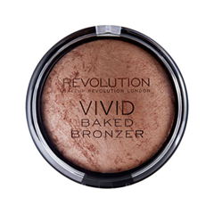 Бронзатор Makeup Revolution Vivid Baked Bronzer Ready to Go (Цвет Ready to Go variant_hex_name CF866A) dew the hoola бронзер для лица 30 мл