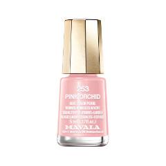 Лак для ногтей Mavala Pearl Mini Color's 253 (Цвет 253 Pink Orchid variant_hex_name f0acb1) mavala pearl mini colors 019 цвет 019 hong kong page 5