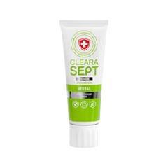 Зубная паста ClearaSept Herbal «Лекарственные травы» (Объем 75 мл) herbal muscle