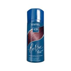 Временное окрашивание Estel Professional Оттеночный бальзам Love Ton 6/56 (Цвет 6/56 Махагон variant_hex_name 98616C)