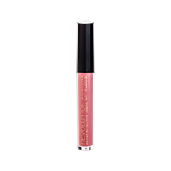 Блеск для губ Makeup Revolution Amazing Lip Gloss Natural Pink (Цвет Natural Pink  variant_hex_name D97981) блеск для губ makeup revolution lip amplification conviction цвет conviction variant hex name 6c615e