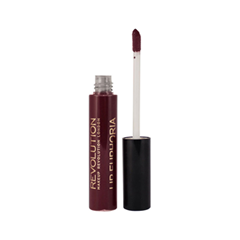 Блеск для губ Makeup Revolution Lip Euphoria Fortune (Цвет Fortune  variant_hex_name 640918) блеск для губ makeup revolution lip amplification conviction цвет conviction variant hex name 6c615e