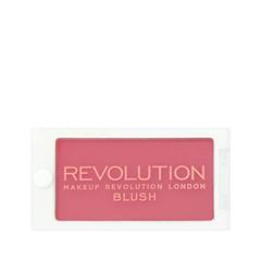 Румяна Makeup Revolution Powder Blush Hot! (Цвет Hot! variant_hex_name D26777)