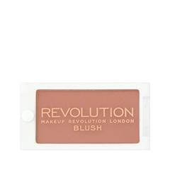 Румяна REVOLUTION Makeup Powder Blush Love (Цвет Love variant_hex_name C98C79) 8pcs ctylxyf pro makeup brushes powder eyeshadow lip blush foundation powder kabuki brushes cosmetics makeup tools