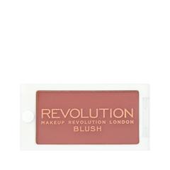 Румяна Makeup Revolution Powder Blush Sugar (Цвет Sugar variant_hex_name BA7067)