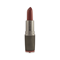 Помада Makeup Revolution Ultra Amplification Lipstick Flaming (Цвет Flaming variant_hex_name 5B2824)