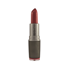 Помада Makeup Revolution Ultra Amplification Lipstick Tenacious (Цвет Tenacious variant_hex_name 672725) карандаш для глаз max factor max factor ma100lwffp27