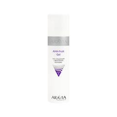 Гель Aravia Professional Гель очищающий с фруктовыми кислотами AHA-Fruit Gel (Объем 250 мл) набор здоровое сияние кожи для всех типов кожи healthy glow aravia professional