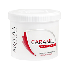 Депиляция Aravia Professional Карамель Caramel Natural (Объем 750 г) протеин fuze сreatine сливочная карамель 750 г