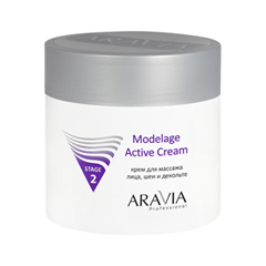 Крем Aravia Professional Крем для массажа Modelage Active Cream (Объем 300 мл) крем aravia professional modelage active cream