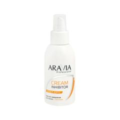 Для замедления роста волос Aravia Professional Крем с папаином Professional Cream-Inhibitor (Объем 100 мл)
