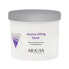 Альгинатная маска Aravia Professional Маска альгинатная с аргирелином Amyno-Lifting (Объем 550 мл) альгинатная маска с аргирелином aravia professional aravia professional amyno lifting