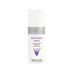 Сыворотка Aravia Professional Мультиактивная сыворотка с ретинолом Multi-Action Serum (Объем 150 мл) hyalual aqualual professional тонизирующий спрей c гиалуроновой кислотой объем 150 мл