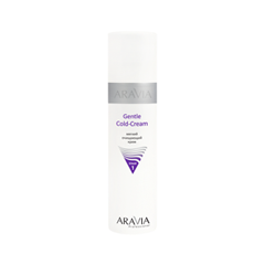 Крем Aravia Professional Мягкий очищающий крем Gentle Cold-Cream (Объем 250 мл) крем aravia professional azulene calm cream 200 мл