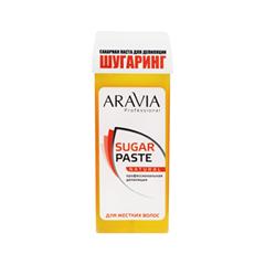 цена на Депиляция Aravia Professional Сахарная паста для шугаринга в картридже Натуральная Sugar Paste Natural (Объем 150 г)