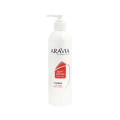 После депиляции Aravia Professional Сливки для восстановления рН кожи с маслом иланг-иланг Professional Soft Cream Post-Epil (Объем 300 мл) мусс aravia professional mousse post epil 160 мл