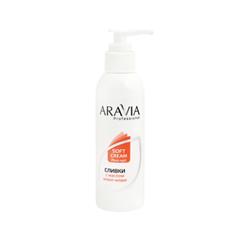 После депиляции Aravia Professional Сливки для восстановления рН кожи с маслом иланг-иланг Professional Soft Cream Post-Epil (Объем 150 мл) сыворотка aravia professional soft cream post epil