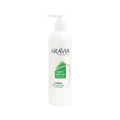 После депиляции Aravia Professional Сливки успокаивающие с алоэ вера Professional Soft Cream Post-Epil (Объем 300 мл) сыворотка aravia professional soft cream post epil