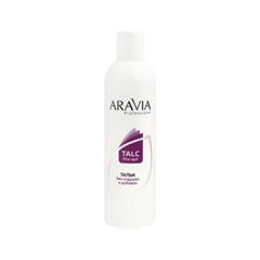 Перед депиляцией Aravia Professional Тальк без отдушек и химических добавок Professional Talc Pre-Epil (Объем 180 г)