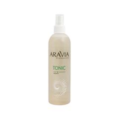 Парафинотерапия Aravia Professional Тоник для очищения и увлажнения кожи Tonic Mint  Camomile Extracts (Объем 300 мл)