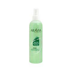 После депиляции Aravia Professional Вода косметическая минерализованная Water Cosmetic Post-Epil (Объем 300 мл) aravia вода косметическая минерализованная с биофлавоноидами 500 мл вода косметическая минерализованная с биофлавоноидами 500 мл 500 мл