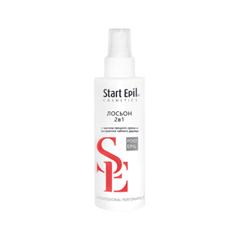 Против врастания волос Start Epil Лосьон 2 в 1 после шугаринга против вросших волос и для замедления роста Start Epil (Объем 160 мл)