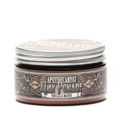 Помада Apothecary 87 Vanilla & Mango Clay Pomade (Объем 100 мл) bonacure текстурирующая глина 3dmen texture clay объем 100 мл