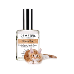Одеколон Demeter «Шёрстка котёнка» (Kitten Fur) (Объем 30 мл) одеколон demeter ежевичный пирог blackberry pie объем 30 мл