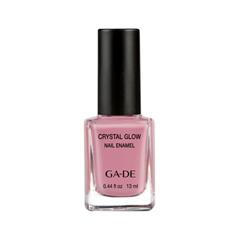 Лак для ногтей Ga-De Crystal Glow Nail Enamel 505 (Цвет  Mexican Rose variant_hex_name C98294)