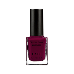 Лак для ногтей Ga-De Crystal Glow Nail Enamel 512 (Цвет 512 Infinite Berry variant_hex_name 62062F)