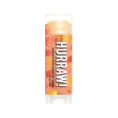 Бальзам для губ Hurraw! Papaya Pineapple Lip Balm hurraw бальзам для губ unscented lip balm 4 3 г