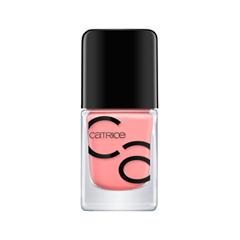 Лак для ногтей Catrice ICONails Gel Lacquer 09 (Цвет 09 Vintagged Pink variant_hex_name C77C7F)