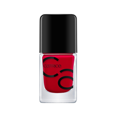 Лак для ногтей Catrice ICONails Gel Lacquer 02 (Цвет 02 Bloody Mary to Go variant_hex_name B2001E)