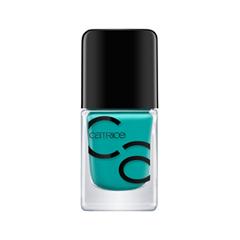 Лак для ногтей Catrice ICONails Gel Lacquer 13 (Цвет 13 Mermayday Mayday variant_hex_name 05A7A3)