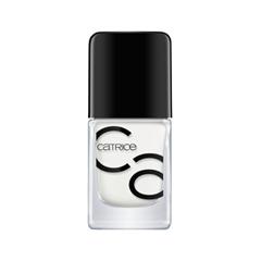 Лак для ногтей Catrice ICONails Gel Lacquer 15 (Цвет 15 Milky Bay variant_hex_name F1F0EE)