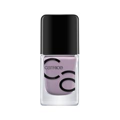 Лак для ногтей Catrice ICONails Gel Lacquer 17 (Цвет 17 Lilacquer variant_hex_name AA95AB)