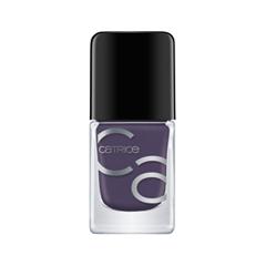 Лак для ногтей Catrice ICONails Gel Lacquer 19 (Цвет 19 Johnny Deep variant_hex_name 4E435E)