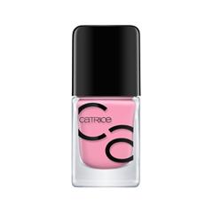 Лак для ногтей Catrice ICONails Gel Lacquer 30 (Цвет 30 Keep Calm And Pink variant_hex_name F89EBA)