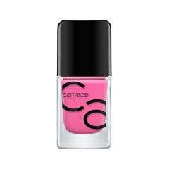 Лак для ногтей Catrice ICONails Gel Lacquer 31 (Цвет 31 Vegas Is The Answer variant_hex_name F96BA1)