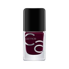 Лак для ногтей Catrice ICONails Gel Lacquer 36 (Цвет 36 Ready To Grape Off! variant_hex_name 39011A)