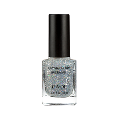 Crystal Glitter Collection 827 (Цвет 827 Crystal Cascade variant_hex_name 99A3A5)
